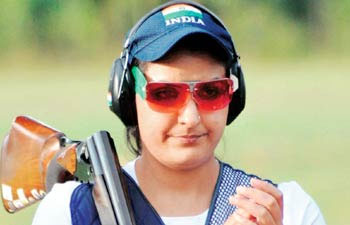 London Olympics 2012: Shooter Shagun Chowdhary out of London Olympics