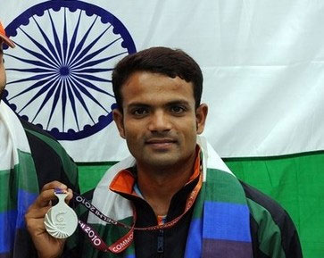 London 2012: Mhow celebrates shooter Vijay`s feat at London Olympics