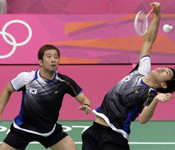 Olympics 2012 badminton: South Koreans take men`s doubles bronze