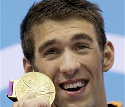 London Olympics 2012 Swimming: Michael Phelps collects 18th gold medal in final race