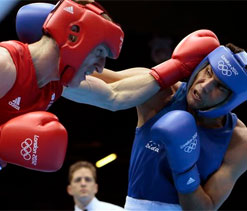 London Olympics Boxing: It`s cheating, says livid Manoj after controversial exit