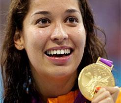 London Olympics 2012: Kromowidjojo takes sprint gold in 50m freestyle