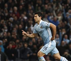 Aguero & Yaya Toure secure comfortable victory for City