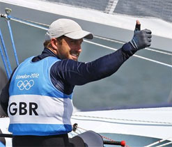 Olympic sailing: Brit Ainslie takes fourth successive gold