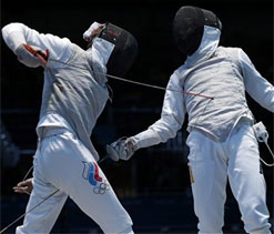 Russia`s fencing coach resigns over meagre medal haul