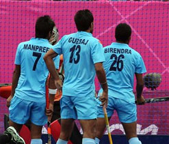 London Olympics 2012 Hockey: India lose to Korea 4-1 in hockey