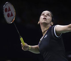 Super Saina shines in breakthrough Games for Indian badminton