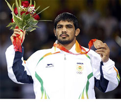 Olympics 2012: Wrestlers will not be found wanting on the mat says Sushil