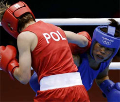 London Olympics 2012, India Round-Up: Mary Kom, Vijender a win away from medal