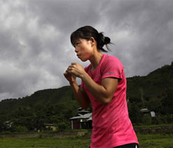London Olympics: Mary Kom's profile