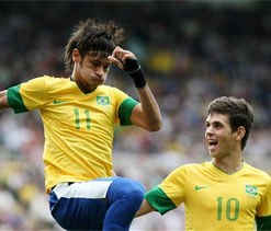 Oscar wants Neymar to be his teammate at Chelsea