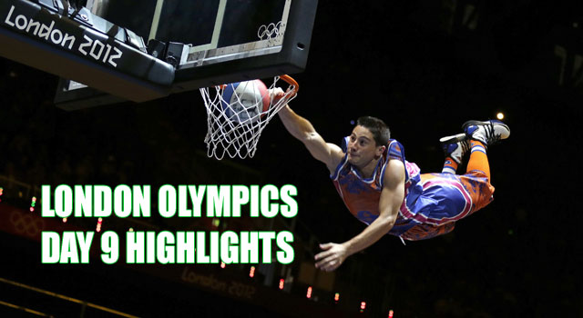 London Olympics 2012 Day 9: Highlights