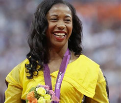 London Olympics 2012: Francis tips Fraser-Pryce for sprint double