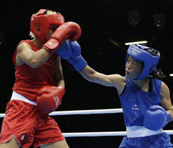 2012 London Olympics: Mary Kom's quarterfinal match - As it happened...
