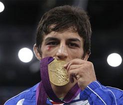 London Olympics wrestling: Iran`s Soryan Reihanpour wins gold