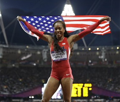 Olympics: Richards-Ross flies to 400m gold