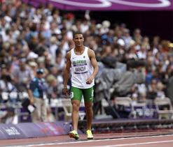 Olympic athletics: Algerian Taoufik Makhloufi reinstated for 1,500 final