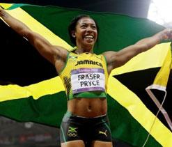 London Olympics: Fraser-Pryce through to 200 semis, Walker falls