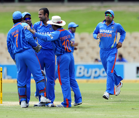 India vs Sri Lanka T20I: As it happened...