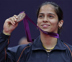 London Olympics 2012: Nothing is bigger than Olympic medal, says Saina Nehwal