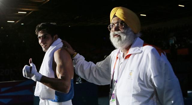 London Olympics Boxing: Vijender Singh goes out in quarters