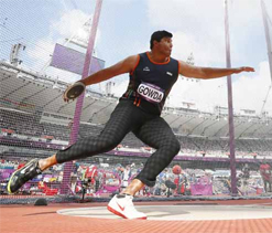 London Olympics 2012: Can Vikas Gowda win medal for India?