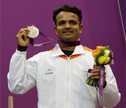 Olympic silver medallist Kumar returns to rousing Army welcome