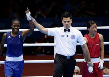 London Olympics 2012 Boxing: Mary kom says sorry after semi-final loss
