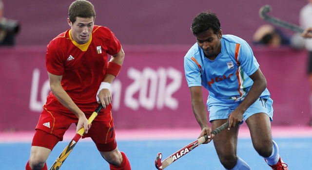 Olympics hockey: India crash to fifth successive defeat