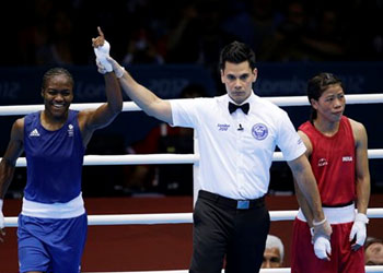 London Olympics 2012 boxing: Mary Kom settles for bronze