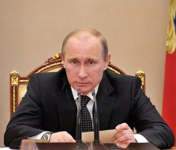 Putin wants Russian Olympic performance`s review