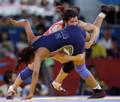 London Olympics 2012 Wrestling: India's Geeta Phogat loses her bout