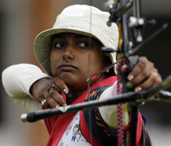 Deepika Kumari still wondering what hit her in London