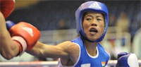 London Olympics boxing: Mary Kom secures historic bronze