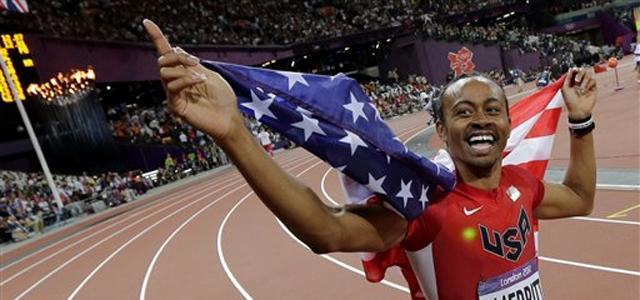 Olympic athletics: Merritt hurdles to 110m gold for US