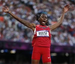 Olympic long jump: America`s Reese wins women`s gold