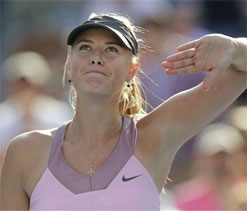 Sharapova says her engagement to Vujacic is off