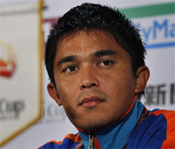 Cameroon are one of the strongest I`ve played against: Chhetri