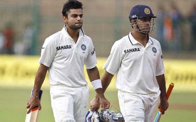 India vs New Zealand 2nd Test, Day 2: Raina, Kohli shine as India post 283/5