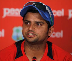 Raina keen to cement Test berth
