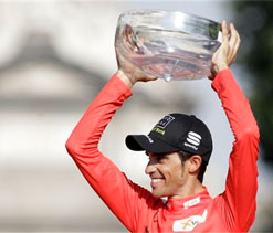 Alberto Contador takes Tour of Spain title after serving doping ban