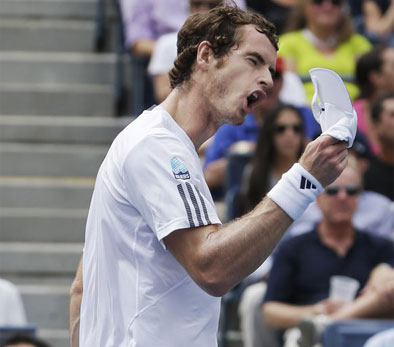 Murray determined not to become 'first man in history to lose five Slam finals in row'