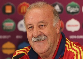 The road to Brazil begins in Georgia: Del Bosque