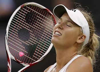 Caroline Wozniacki out of women`s tennis top ten ranking