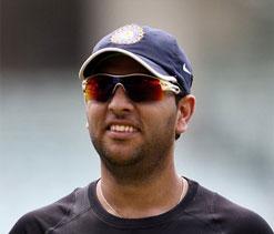 Everyone cheered for me, was a bit emotional: Yuvraj Singh