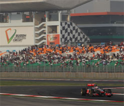 Indian GP ticket prices slashed for limited period