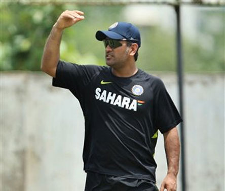 Pitch behaved differently in second half: MS Dhoni