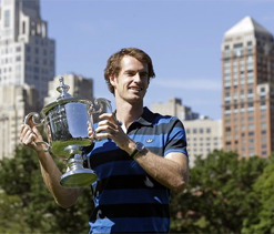 US Open champion Andy Murray eyes World No 1 spot