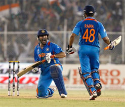 Yuvraj back in top-20, Raina best-placed Indian at number 3