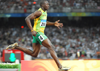 Coach key to my success, says Bolt